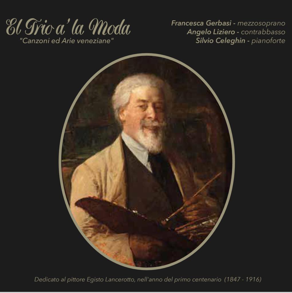 EL TRIO A' LA MODA - Canzoni e Arie veneziane