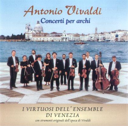 Vivaldi - Concerto per archi