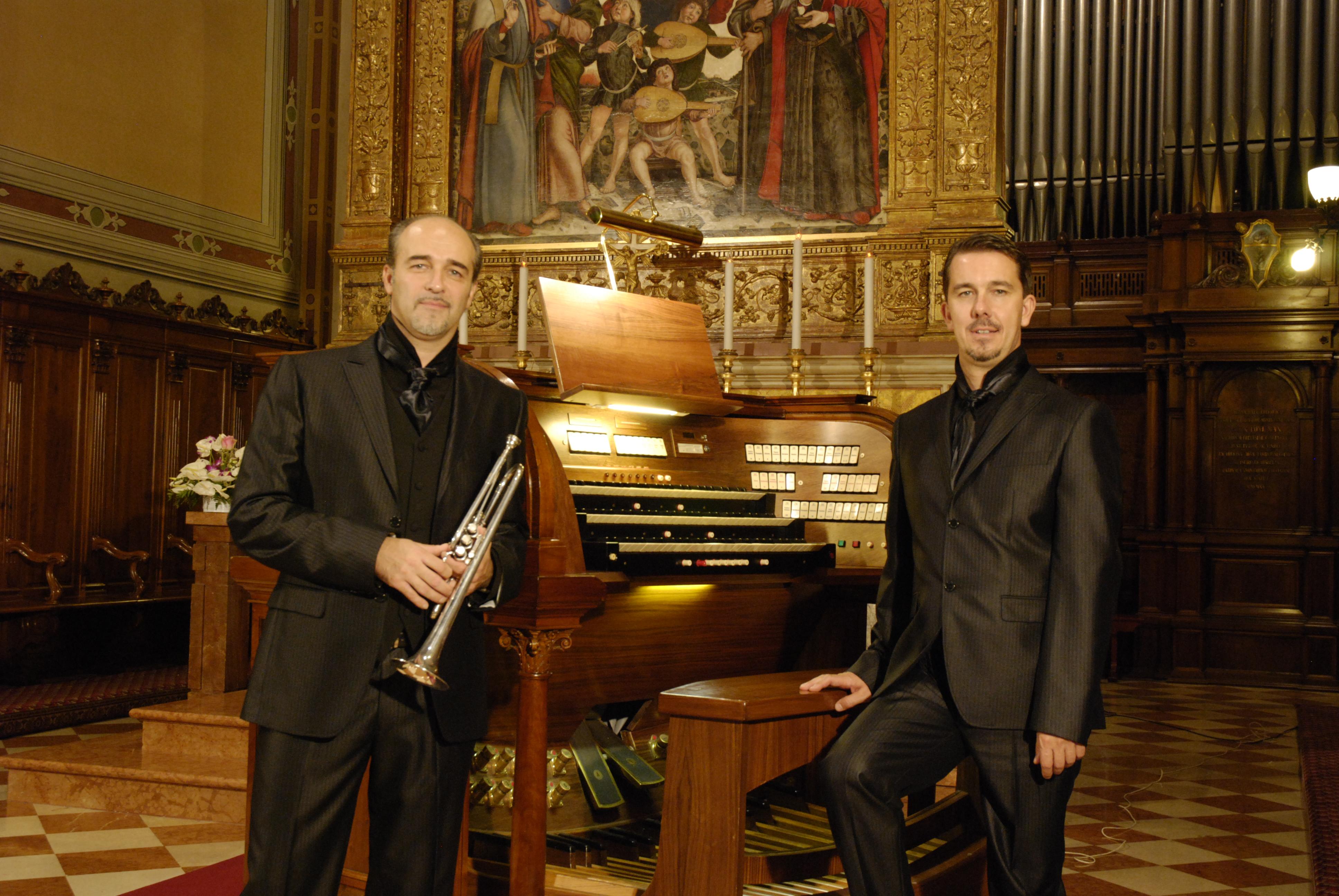 DUO MANIERO-CELEGHIN tromba e organo